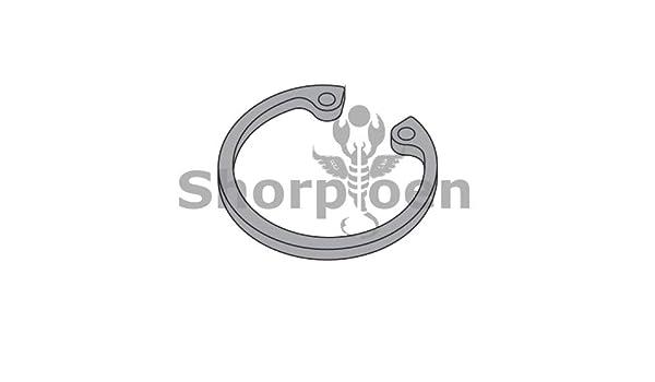 2.875 Internal Retaining Ring Phosphate Box Quantity 100 by Shorpioen BC-287RIBP
