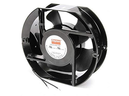 50//60 HZ AIR Flow 239 CFM 0.25 AMP Round AXIAL Fan 3400 RPM 115 VAC DAYTON 4C720 Discontinued by Manufacturer 29 WATT
