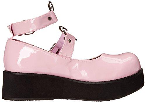Pumps Pink Demonia Sprite Pink Damen 02 atvq0rPfSq
