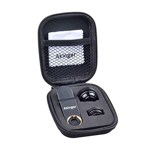 Akinger Universal Camera 198%C2%B0Fisheye Android