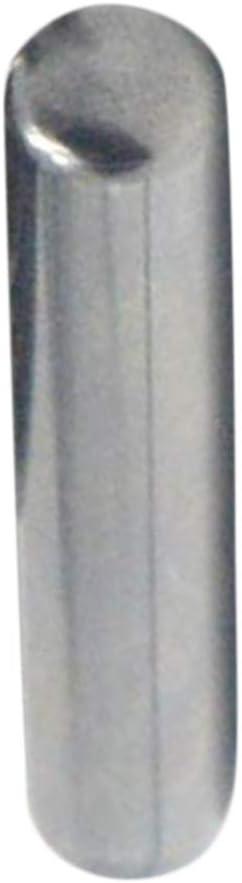 H HILABEE 10er Pack Passstifte Spannstifte Befestigungselemente Rostfrei 20mm /Φ 5mm Kohlenstoffstahl