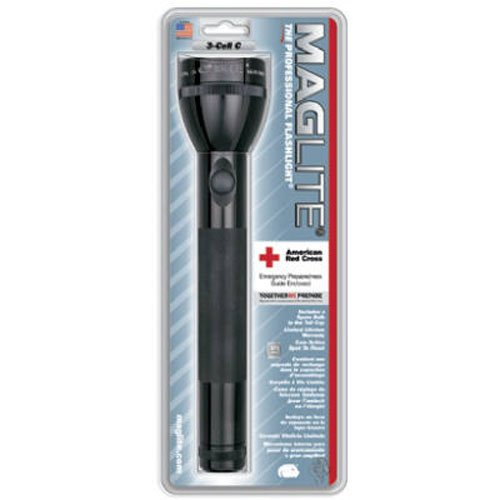 Maglite Heavy Duty Incandescent 3 Cell Flashlight