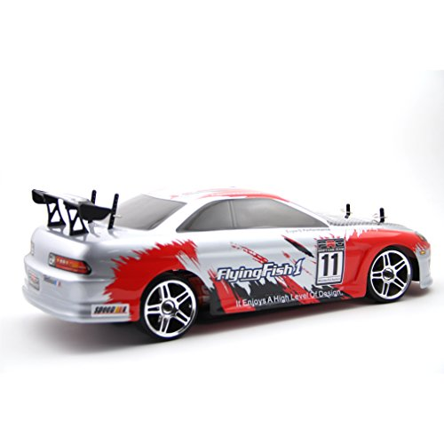 Himoto 1:10 SCALE RTR 4WD ELECTRIC POWER RC 540 MOTOR & 120A ESC DRIFT CAR W/2.4G REMOTE 45KM/H Various Parts Can Be Upgraded(Colors may vary)