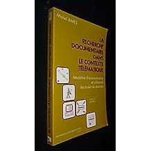 La Recherche Documentaire-2eme Ed.
