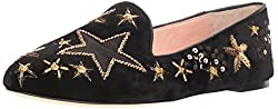 Stelli Loafer With Gold Sequin Stars