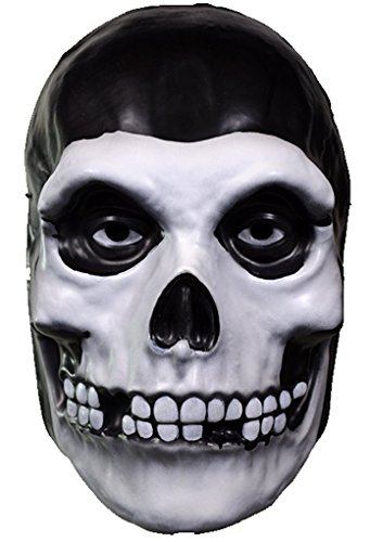 Faerynicethings Adult Size The Fiend Vacuform Mask - Misfits - Trick or Treat Studios ()