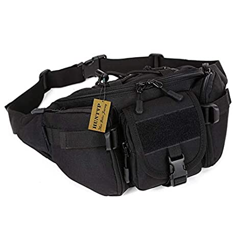 Bridal & Wedding Party Jewelry Helpful Men Waterproof 1000d Nylon Hip Bum Belt Pack Waist Bag Travel Military Messenger Shoulder Water Bottle Pac