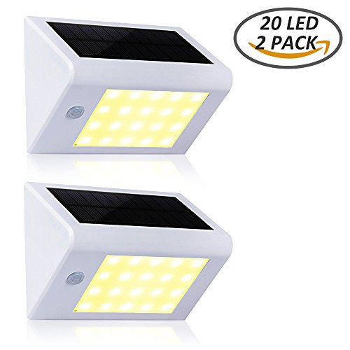 White Led Outdoor Wall Lights in Florida - 4