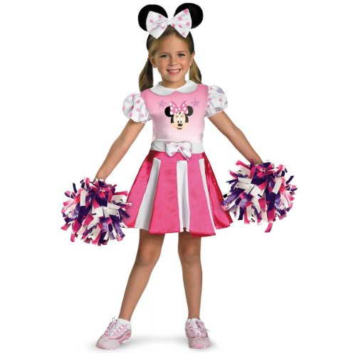 Minnie Mouse Cheerleader Costume Toddler