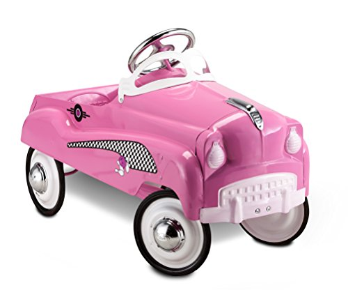 Price comparison product image InStep Pink Lady Pedal Car