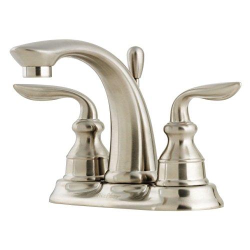 Avalon Shower Faucet - Pfister LF048CB0K Avalon 2-Handle 4