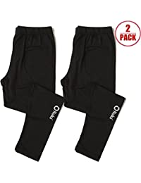 Winter HeatGear Thermal Pants Leggings Tights Bottoms For Men Compression Base Under Layer 1-2Pack