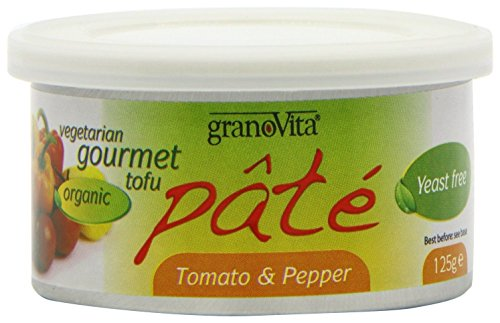 Granovita Org Tofu & Tomato Pate (Vegetarian Pate)