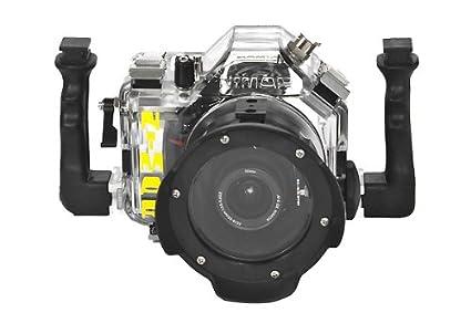 Nimar NI3D3100ZM - Carcasa acuática para cámaras (Policarbonato ...