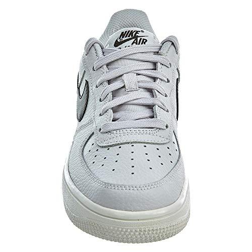 Hi Mid 'Air grijs top Nike sneakers zwart Force enorm 1 gs Kids CwYIIqfRx