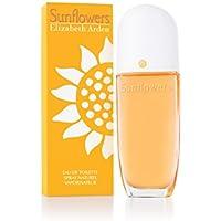 Sunflowers By Elizabeth Arden For Women. Eau De Toilette Spray 3.3 Oz.