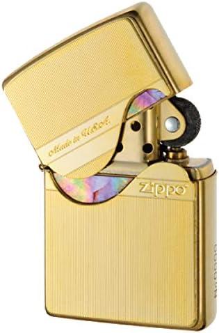 zippo 名入れ ジッポー ライター Zippoライター ジッポライター トリックシェル ゴールド