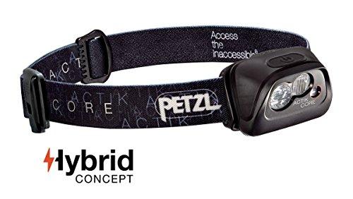 Petzl Actik Core Headlamp Lighting Black from Petzl
