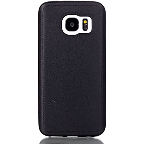 Samsung Galaxy S7 Case, [Drop Protection][Slim Cushion] Shock Resistant Protective Premium Soft TPU Case Slim Case for Samsung Galaxy S7 (For Galaxy S7 - Black) Sales