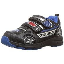 Stride Rite Vroomz Police Cruiser Shoes