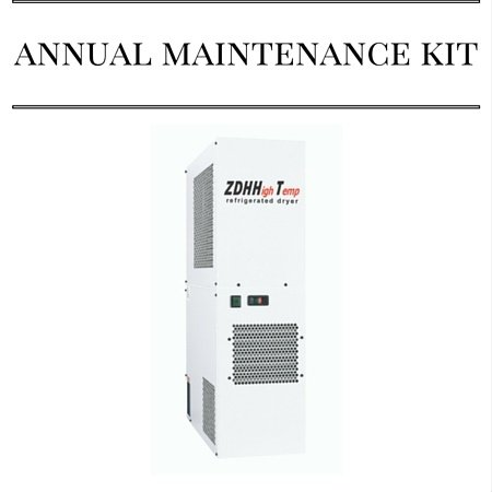 ZDHHT25 to ZDHHT50 High Temperature Air Dryer Annual Maintenance Kit, Parker Part Number 398H473345 by Parker
