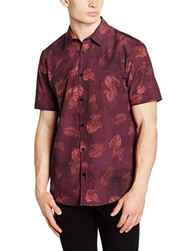 Casual Shirt Company az5400-Camisa Casual Hombre Rosa Rosa (Pink) Large: Amazon.es: Ropa y accesorios