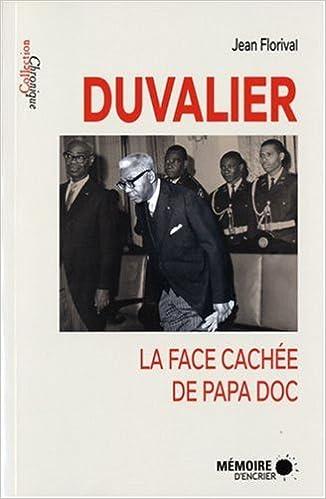 Lire un Duvalier : La face cachée de Papa Doc epub pdf