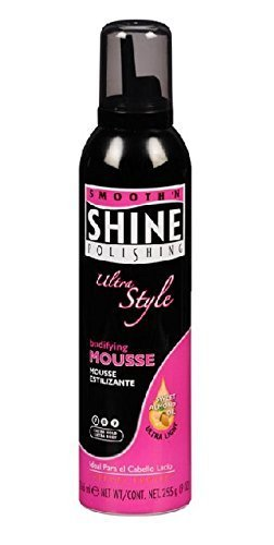 Smooth N Shine Styling Mousse, 9-Ounce by Smooth N Shine