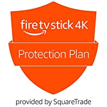 3-Year Protection Plan for Fire TV Stick 4K (2018 release, delivered via e-mail)