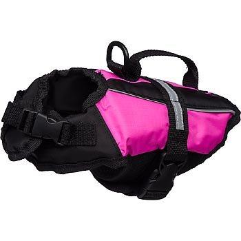 Petco Pink Dog Flotation Vest, 21″-30″ Girth, Medium, My Pet Supplies