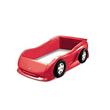 Little Tikes Sports Car Twin Bed. Amazon com  Little Tikes Sports Car Twin Bed  Toys   Games