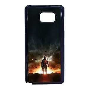 Samsung Galaxy Note 5 Phone Case Black Battlefield Done Game Art TYTH3831263