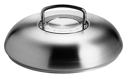 Fissler Original Pro Collection 9.5 Inch Domed Frypan Lid - Nigella Lawson Ceramic
