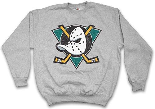 Ducks Hockey Sweatshirt Pullover Sweater ()