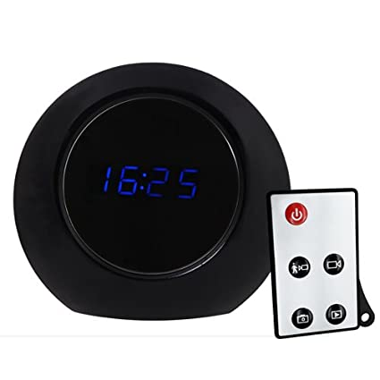 Amazon.com: 2nd Generation Multifunctional R/C Alarm Clock ...