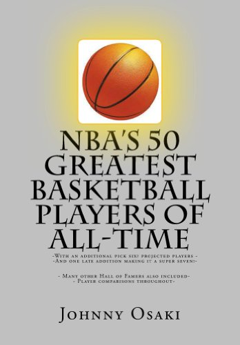 NBA's 50 Greatest Basketball Players of All-Time (Best Basketball Players Of All Time)