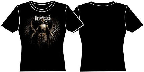 Behemoth - Historica Juniors Babydoll T-Shirt, MEDIUM
