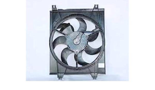 Nueva AC condensador Ventilador Montaje para 2004 – 2009 Kia ...