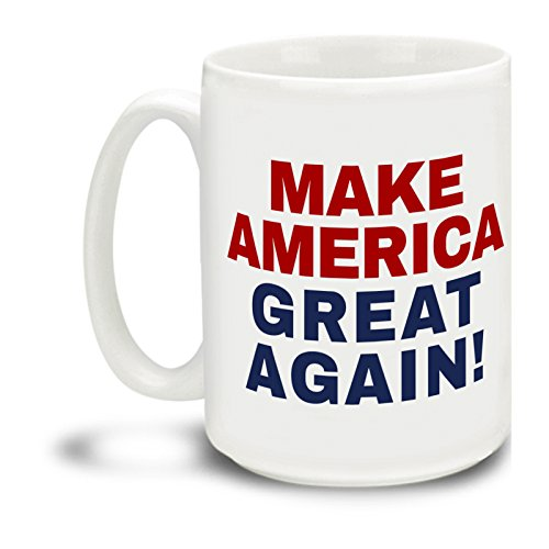America Great Again White Coffee product image