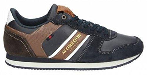 McGregor Victory blauw sneakers heren