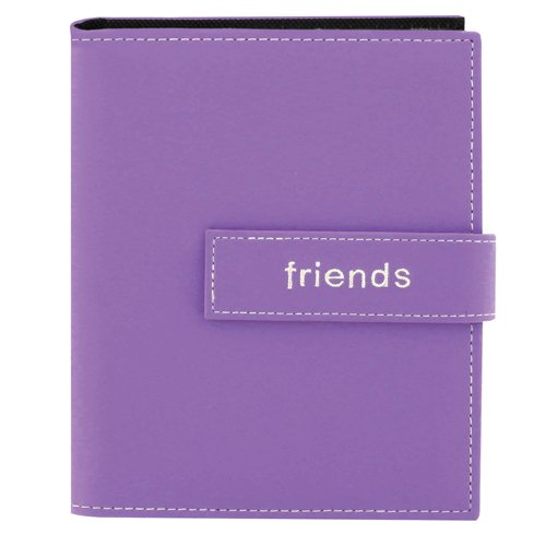 """Pioneer Photo Albums 36-Pocket 4 by 6-Inch Embroidered """"F..."""