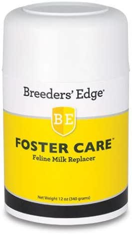 Revival Animal Health Breeders' Edge Foster Care Replacer - Powdered Milk for Cats and Kittens 12 oz
