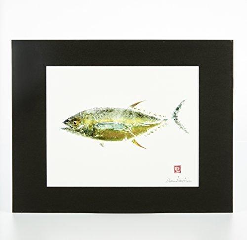Gyotaku Fish Prints - 2