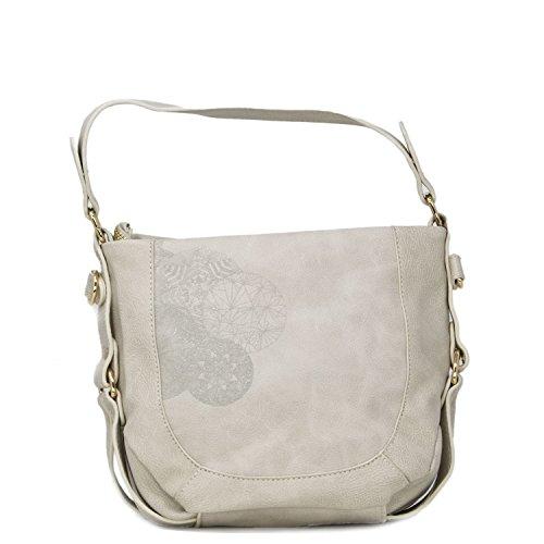 Crudo Bag Mini Desigual Zoe Hand Marteta HanInXqS