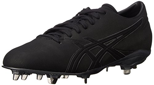 Asics Mens Crossvictor Lt Baseball Sko Sort / Sort