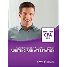 CPA Exam Study Manual: Auditing and Attestation 2009/2010