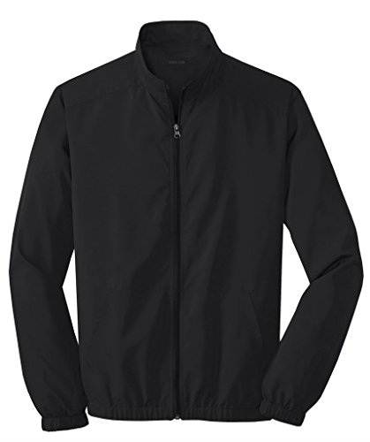 Joe's USA tm Men's Lightweight Jacket-Black-3XL by Joe's USA