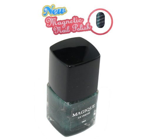 Magique magnetic nail polish