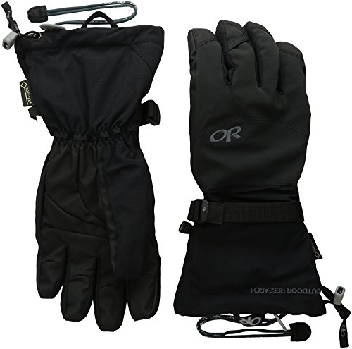 Outdoor Research Men's Alti Gloves, Black, Large