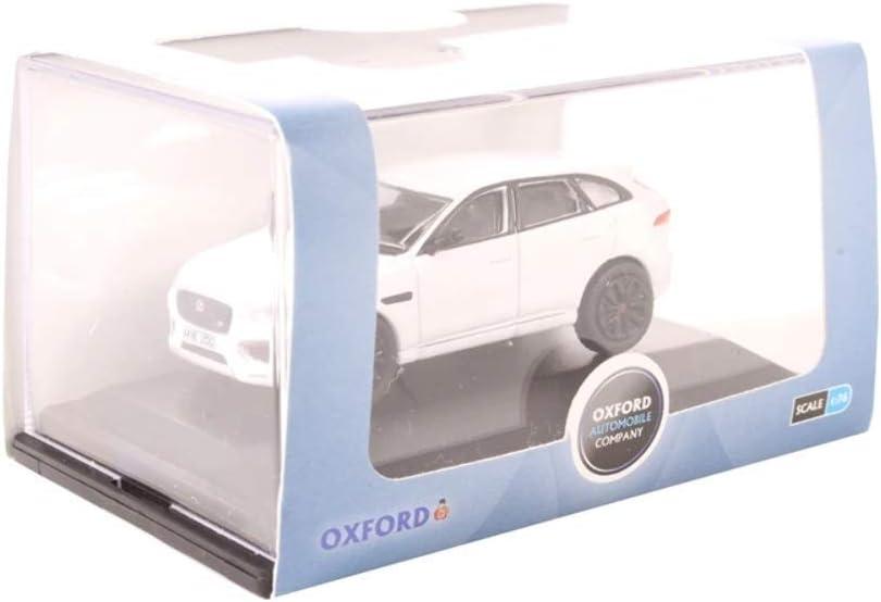 Oxford Oxf76jfp002 Jaguar F Pace Weiss Maßstab 1 76 Spielzeug